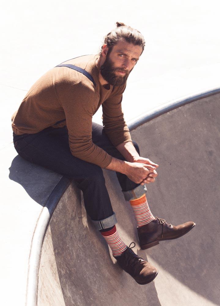 Como Elegir El Pantalon Adecuado Para Tus Calcetines Estampados