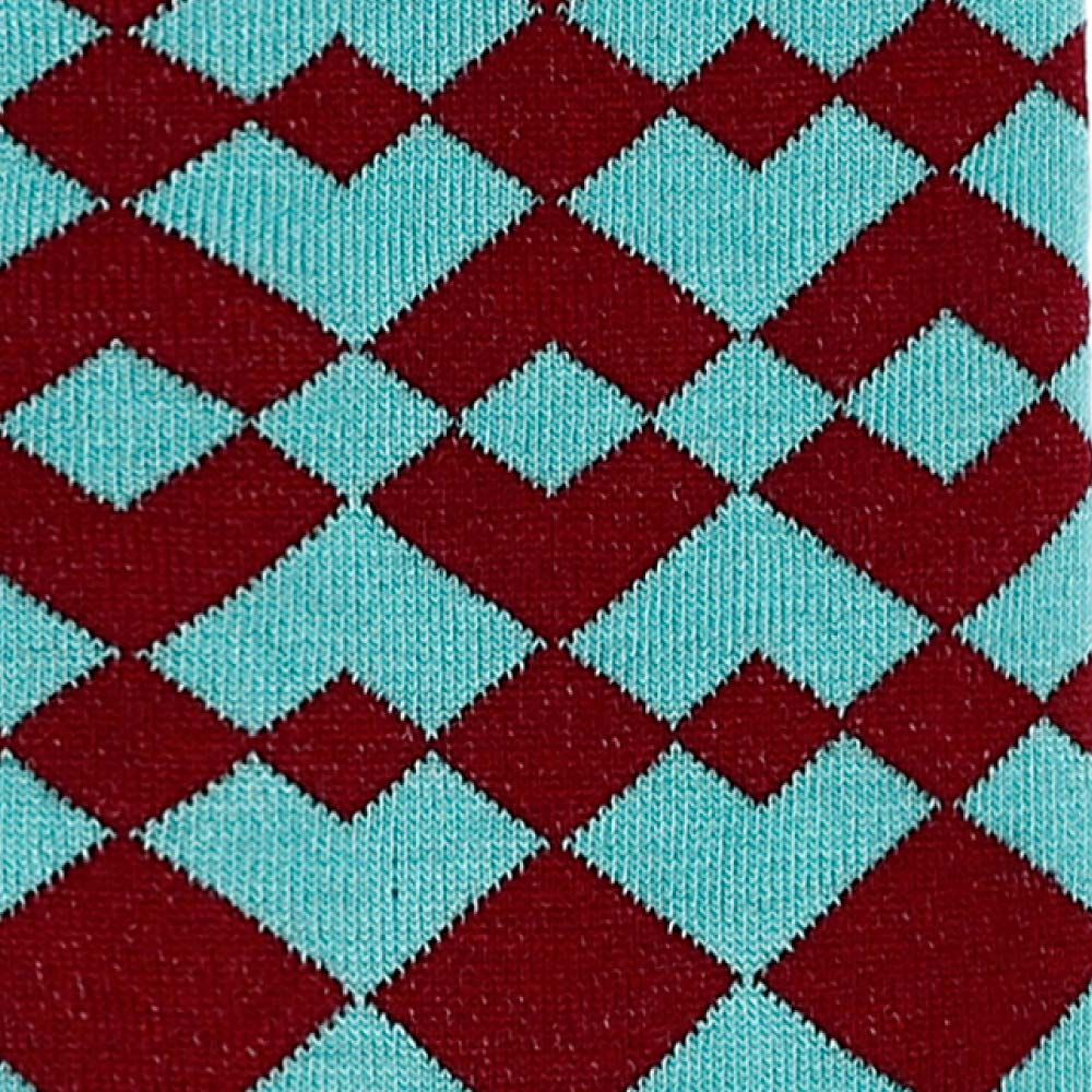Diamond Socks detail