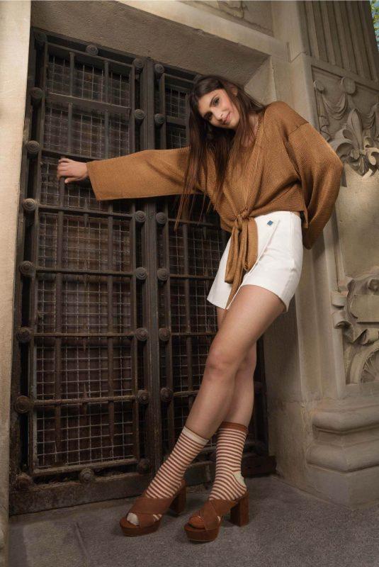 Rayas-marrones-brillantes-moda