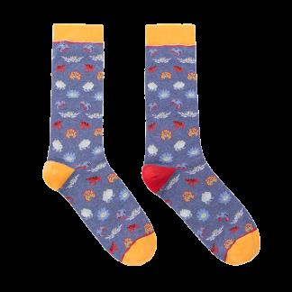 calcetines ranas
