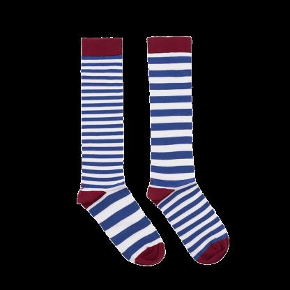 calcetines rayas horizontales